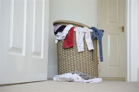 How To Remove Laundry Hamper Odor