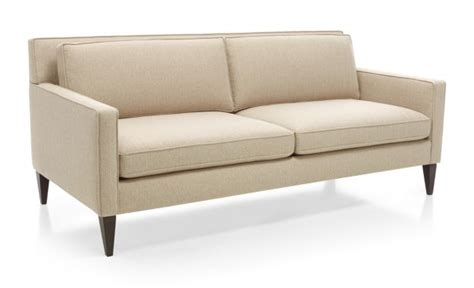 And Barrel Apartment Sofa by What Is An Apartment Sofa Marler Tufted Apartment Sofa