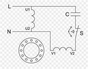 Motor With Capacitor Wiring Diagram