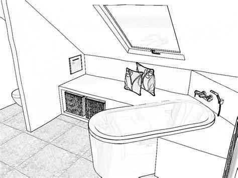 Halb Freistehende Badewanne by Freistehende Badewanne Halb Eingemauert Wohn Design