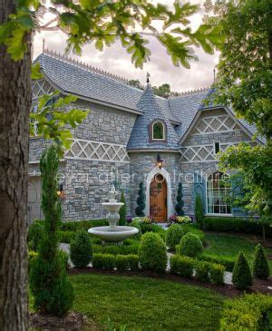 Storybook Home Plansold World Styling For Modern