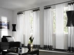 vorhang wohnzimmer gardinen ideen als dekoration für kleine wohnungen