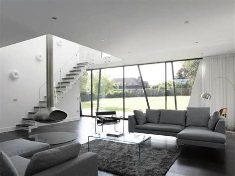 decoration interieur avec d 233 co moderne pour le salon 85 id 233 es avec canap 233 gris