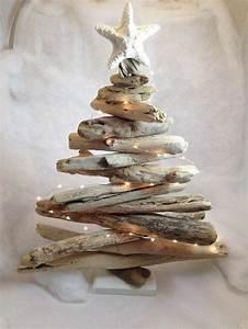 Weißer Weihnachtsbaum Mit Beleuchtung : basteln mit treibholz weisser stern weihnachtsbaum mit beleuchtung diy basteln mit treibgut ~ Eleganceandgraceweddings.com Haus und Dekorationen
