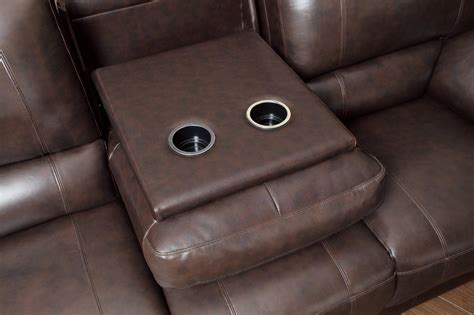 tan leather reclining sofa brown leather power reclining sofa steal a sofa