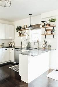 Modern, Farmhouse, Kitchen, Makeover, Reveal