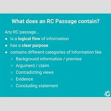 Gre Reading Comprehension  The Definite Guide To Solve Rc Passages