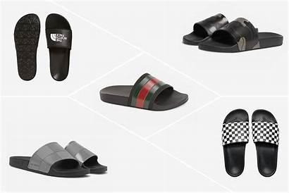 Slides Footwear Mens Hiconsumption Freedom