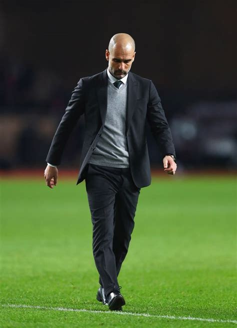 How 'lucky' Pep Guardiola is fascinated by Man City ...