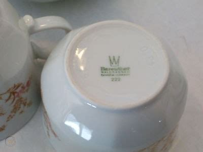 foto de BAREUTHER WALDSASSEN BAVARIA GERMANY COFFEE TEA SET