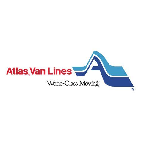 Atlas van lines 1 Free Vector / 4Vector