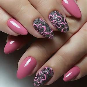 intricate 3d nail to inspire you naildesignsjournal
