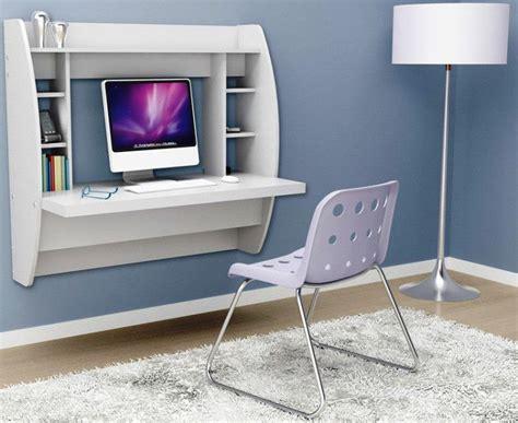 Floating Desk Ikea  Space Saver  Workspace Homesfeed