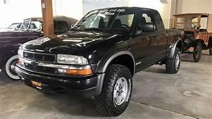2003 Chevrolet S10 Ls Zr2 Pickup