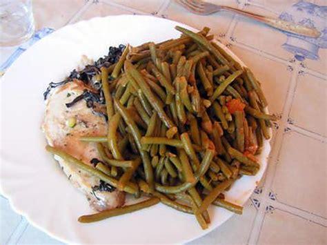 comment cuisiner des haricots verts cuisiner haricots verts frais 28 images haricots verts
