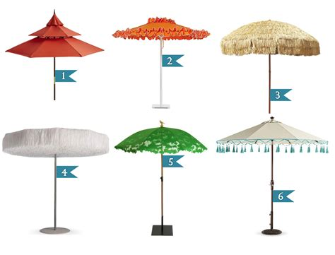 6 awesome patio umbrellas excellence at home