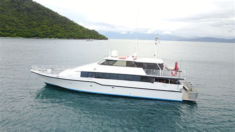 Boats Cairns by Great Barrier Reef Boat Charters Cairns