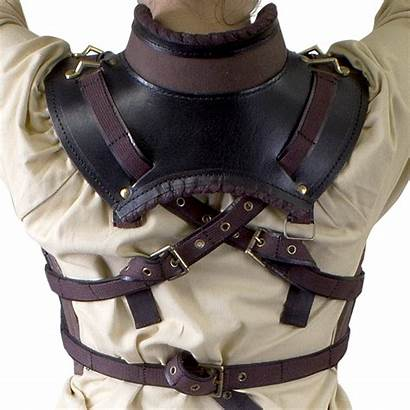 Female Rogue Armour Leather Medieval Larp Fall