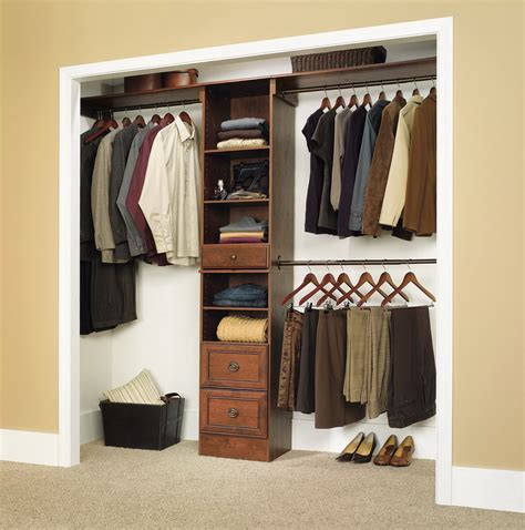 Lowes Closet Organizers Allen Roth  Home Design Ideas