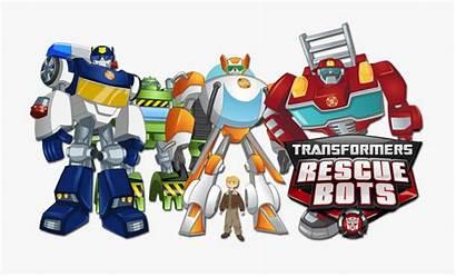 Bots Rescue Transformers Transformer Cartoon Transparent Netclipart