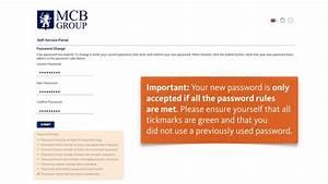 Online Banking Manual - First Time Login