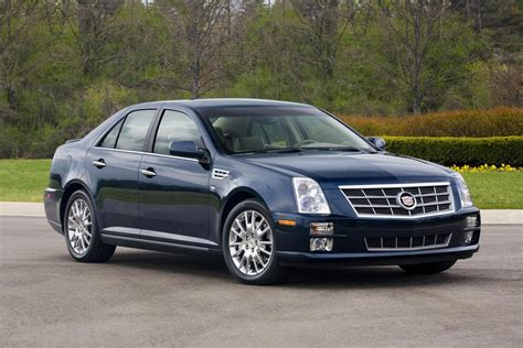 Cadillac Car : 2008 Cadillac Sts Review