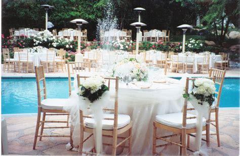 backyard wedding reception decoration ideas mystical