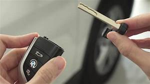 Bmw X1 - Unlocking Vehicle Doors When Key Fob Is Out Of Battery
