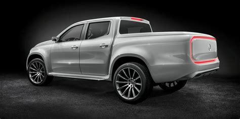 Mercedes Concept X by Mercedes X Class Up Concept Revealed