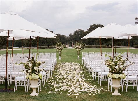 Ceremony Seating Arrangements WED Wedding Event Design