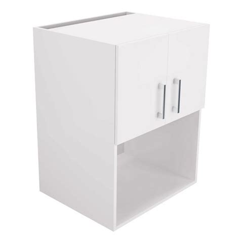 Cupboard Microwave by Wall Cupboard Microwave Hutch 60cm Kitchen Cabinets