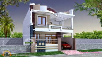 stunning small modern home design bungalow floor plan with elevation images duplex house