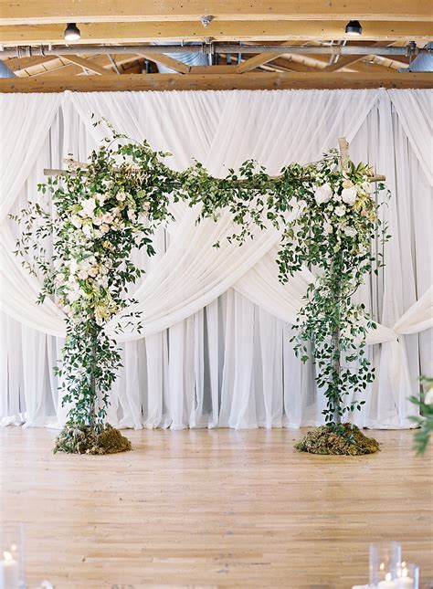 trending floral greenery wedding ideas