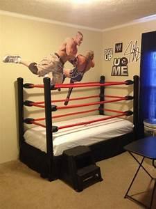 How to Make a DIY WWE Wrestling Bed Under $100 - Snapguide
