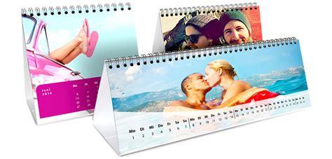 calendrier sur le bureau calendriers bureau avec vos photos préférées