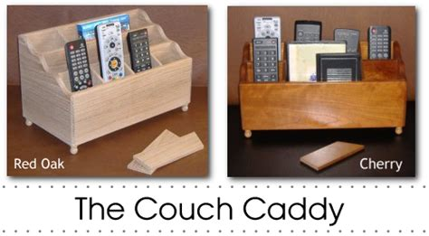 About The Couch Caddy