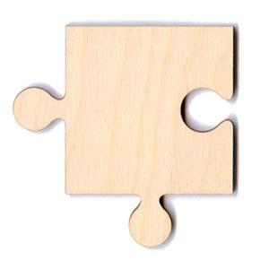 puzzle piece   border