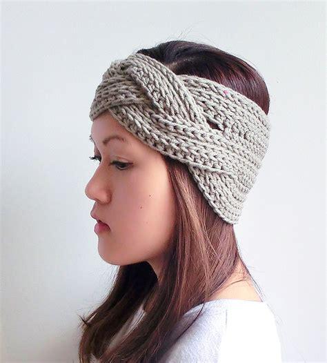 crochet headband braided crochet headband women s accessories kljt scoutmob product detail