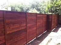 horizontal wood fence Wood Fencing | Dallas, McKinney, Frisco, Plano TX