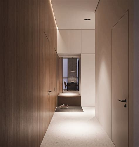 Small Space Luxury Three Modern Apartments 40 Square Metres That Ooze Class by 3个豪华的40平方米以下的公寓设计