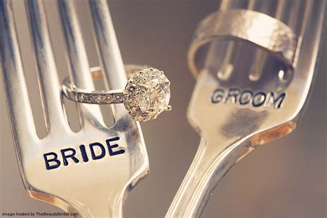 unique wedding ring photo ideas wedding dress