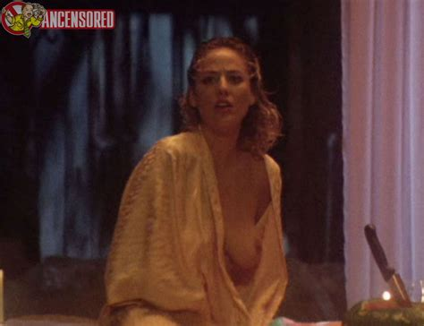 Naked Virginia Madsen In The Hot Spot