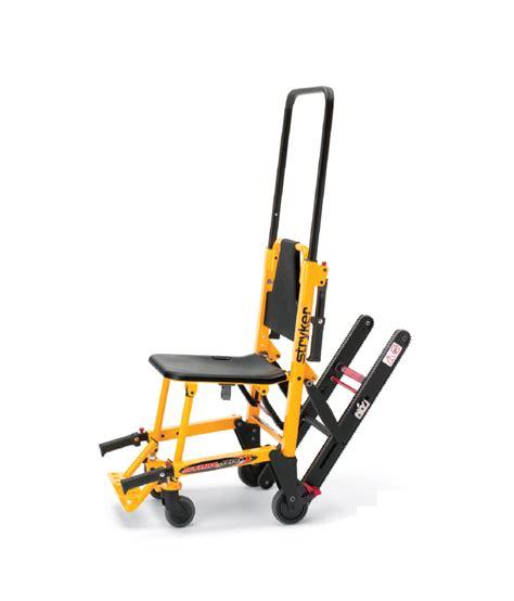 stryker stair pro 6252 stair chair recertified