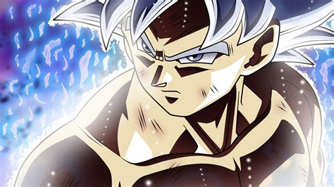 wallpaper goku dragon ball super