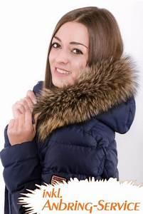 Fensterfolie Anbringen Lassen : kapuzenkragen premium raccoon braun inkl anbringen lassen kaufen im dein pelz online shop ~ Frokenaadalensverden.com Haus und Dekorationen