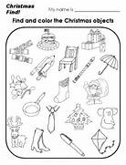 kindergarten worksheets christmas easter halloween - Holiday Worksheets For Kindergarten