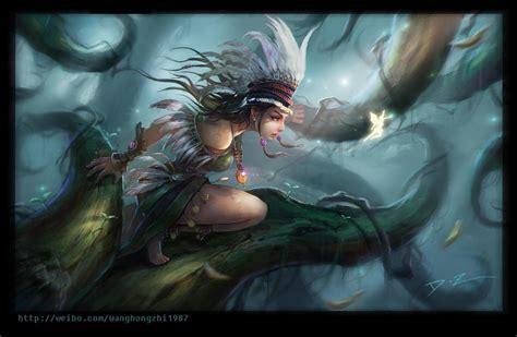 fantasy, Art, Warrior, Girls, Fairy Wallpapers HD ...