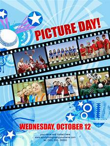 sport picture day poster 01 sport picture day poster With sports day poster template
