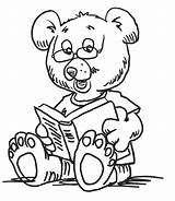 Reading Coloring Pages Read Refundable Books Kindergarten Printable Getcolorings sketch template