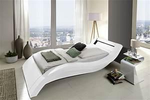 Bett Hochglanz Weiß 90x200 : sam polsterbett 90 x 200 cm beleuchtung farbauswahl look bestellware ~ Markanthonyermac.com Haus und Dekorationen